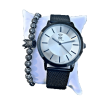 סט שעון וצמיד לגבר מתנה-5