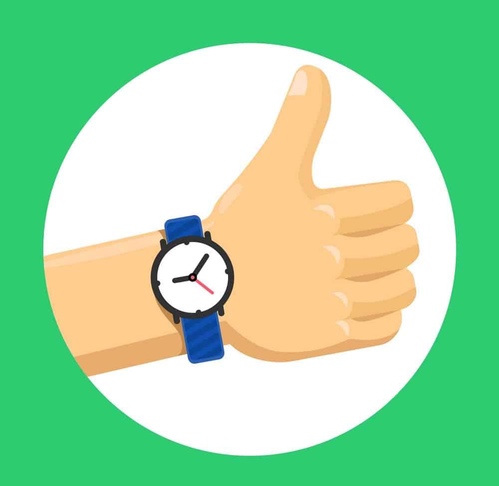 שעון יד לבר מצווה