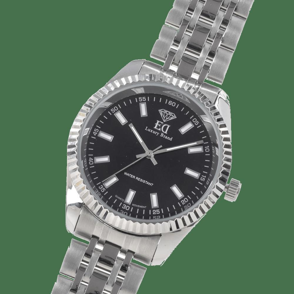 שעון יד שחור לגבר-5