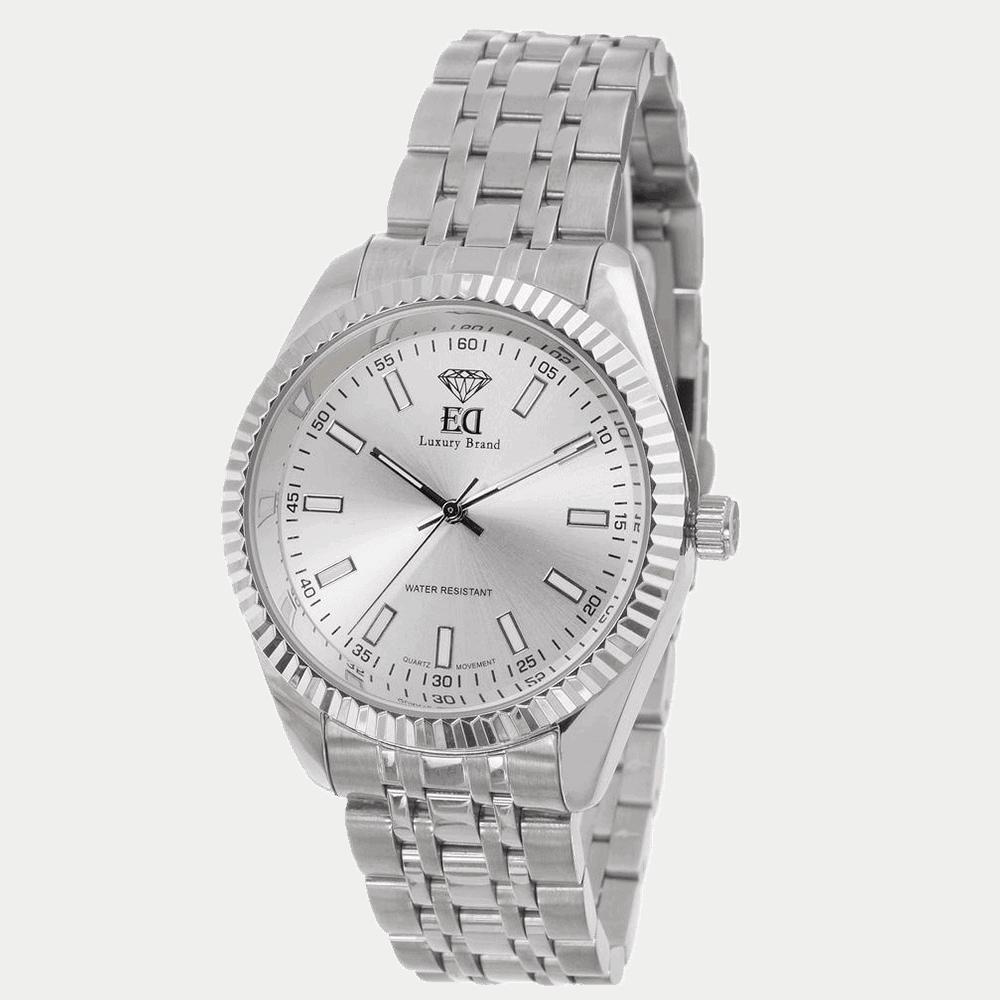 שעון כסף לגבר שעון כסף לאישה-2