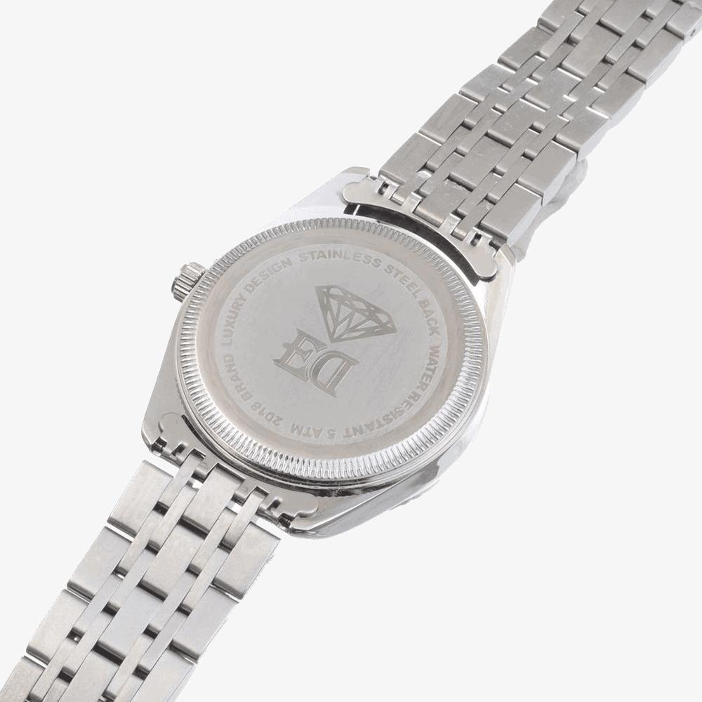 שעון כסף לגבר-1