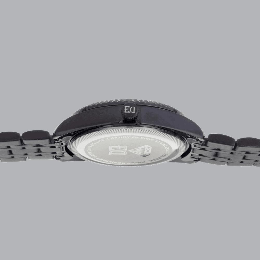 שעון שחור לגבר-2